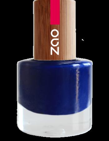 vernis à ongles zao make up _653_Bleu