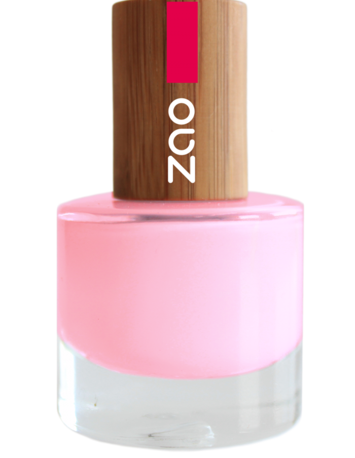 vernis à ongles Zao make up 654_Rose www.nabao.fr