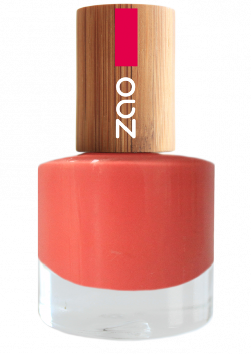 Vernis à ongles 656 corail zao make up www.nabao.fr