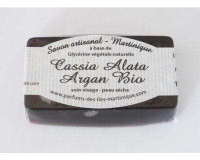 savon-artisanal-cassia-alata-argan-bio-parfums-des-iles-tropicaux-exotique-eczema-www.nabao.fr