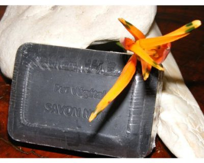 Savon Noir – fabrication Martinique 100gr
