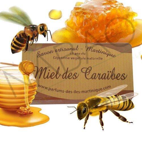 savon miel des caraibes www.nabao.fr