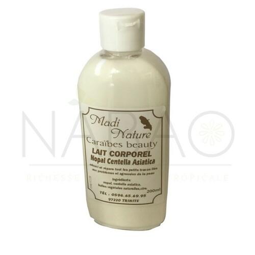 lait corporel nopal centella asiatica www.nabao.fr