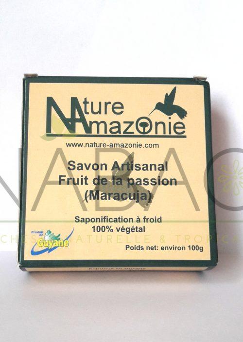 Savon artisanal fruit de la passion www.nabao.fr