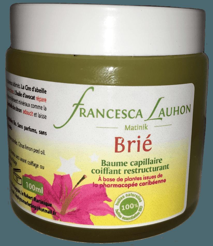 Brié baume capillaire coiffant restructurant 100ml francesca Lauhon