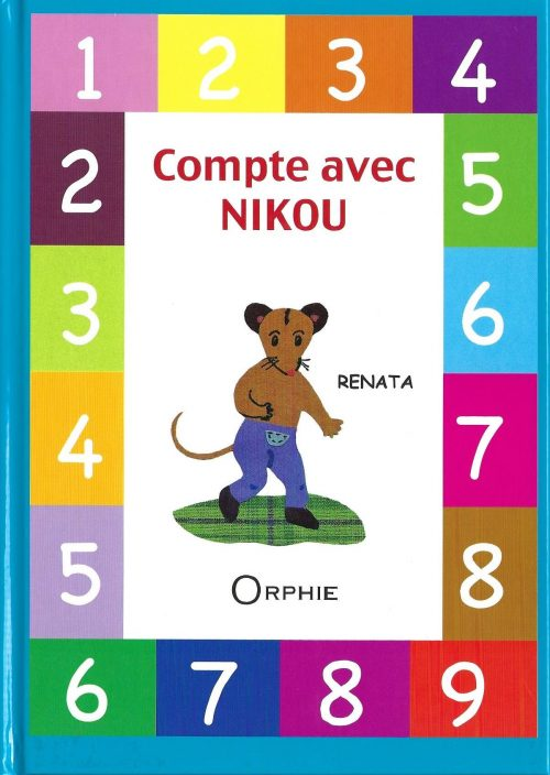 Compte avec Nikou Les éditions du sucrier (pour les enfants)