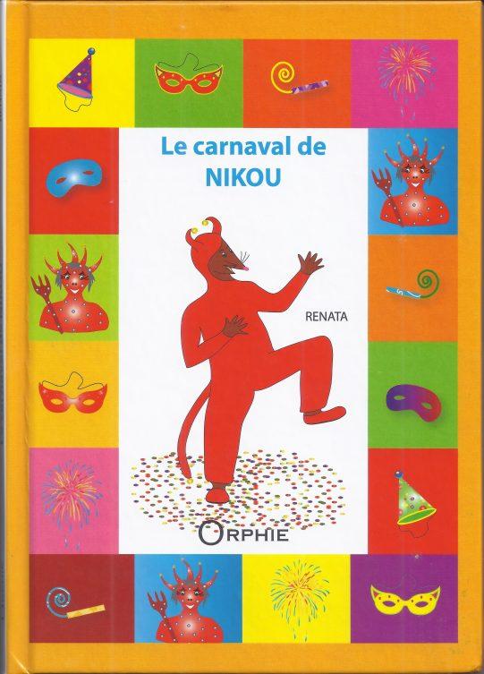 Le carnaval de Nikou Les éditions du sucrier (pour les enfants)