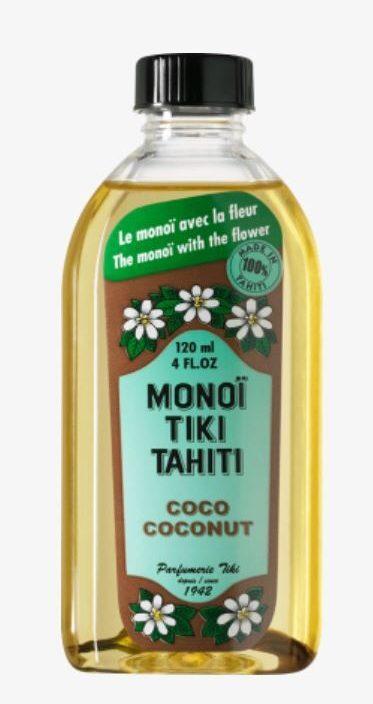 PURE MONOÏ TIKI TAHITI COCO 120ML 100%MadeinTahiti