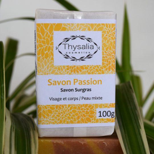 Savon surgras visage et corps Passion Thysalia 100gr