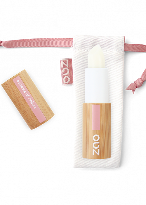 Baume à lèvres stick bio Zao make-up