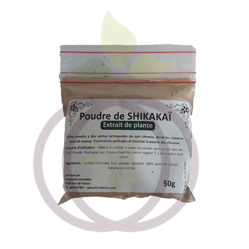 poudre de shikakaï 50g