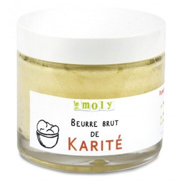 Beurre de karité BIO Le Moly 120 ml