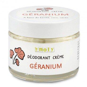 Déodorant Géranium Le Moly 50ml