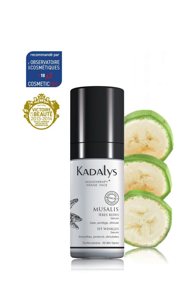 Sérum anti-taches et rides Musalis kadalys 30ml