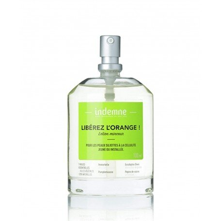 Lotion minceur anti-cellulite LIBÉREZ L'ORANGE ! Indemne 100 ml