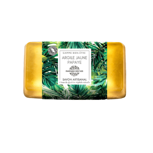 savon-argile-jaune-papaye-parfums-des-iles-www.nabao.fr