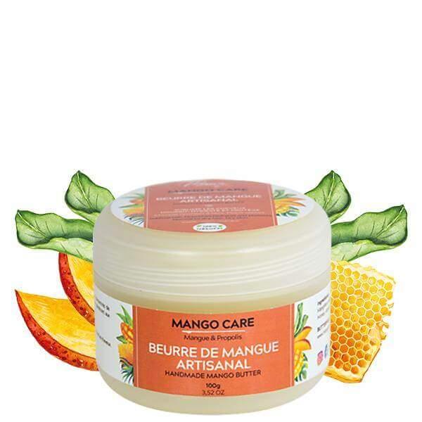 beurre mangue mango butter gamme care