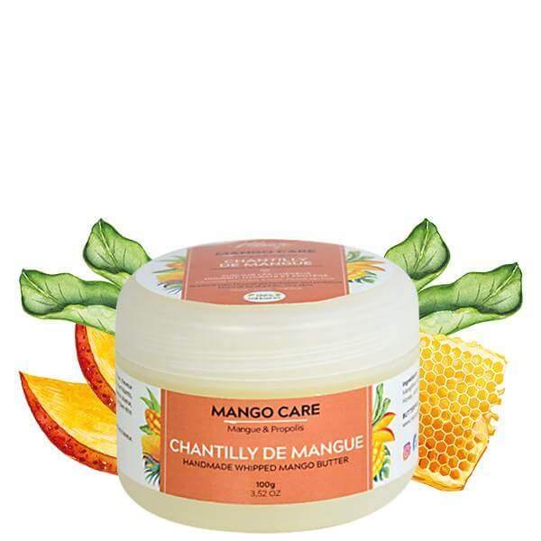 chantilly mangue mango butter mango care